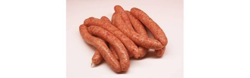 Sausages Burgers Misc